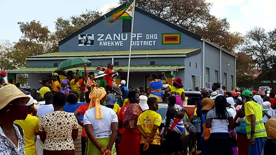 Ex-ZANU PF Councilor spills the beans on 2018 'Ghost Candidate' in Kwekwe