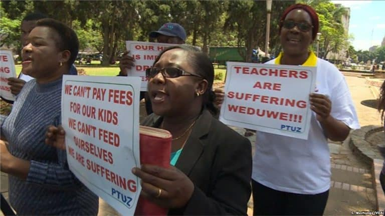 ZCTU urges other government workers to join teachers' cause against poor working conditions