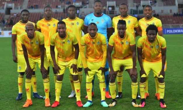 COSAFA 2021: Zimbabwe Warriors full lineup named