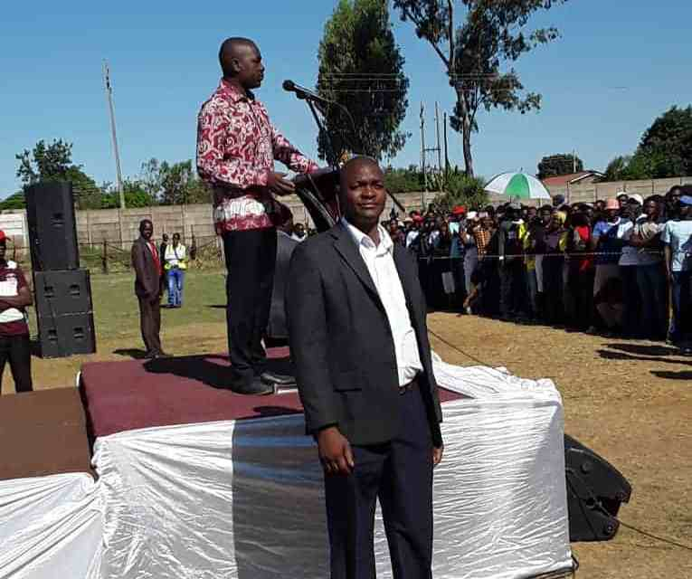 TEST OF CHARACTER: Chamisa In The Jaws Of The Crocodile