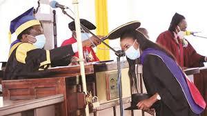 Mnangagwa caps MSU graduands