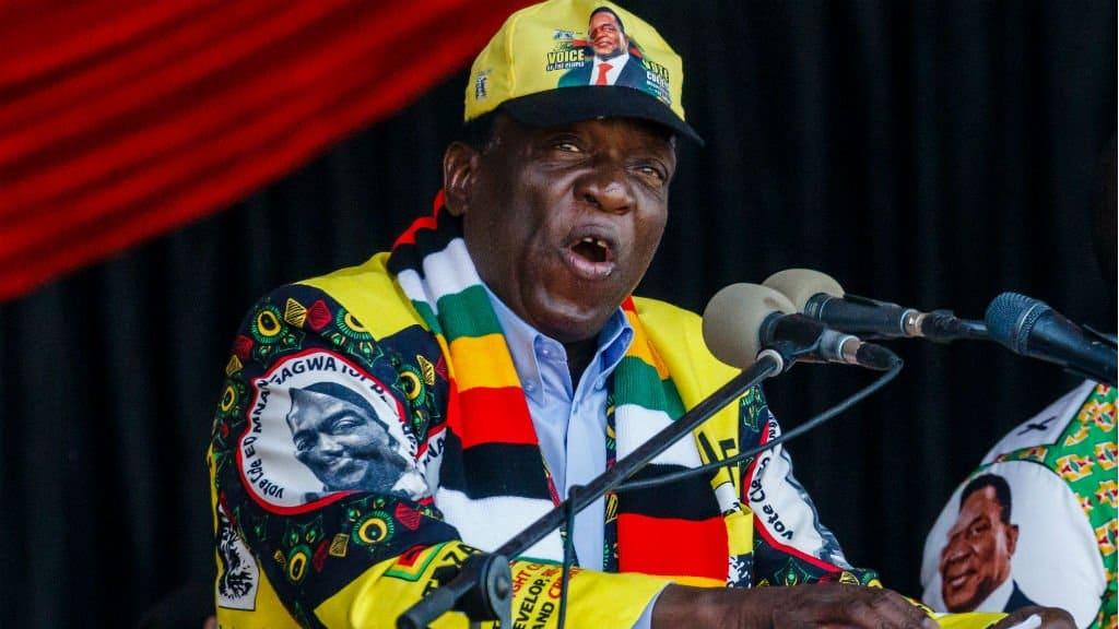 'President Mnangagwa dies' alleging couple granted bail