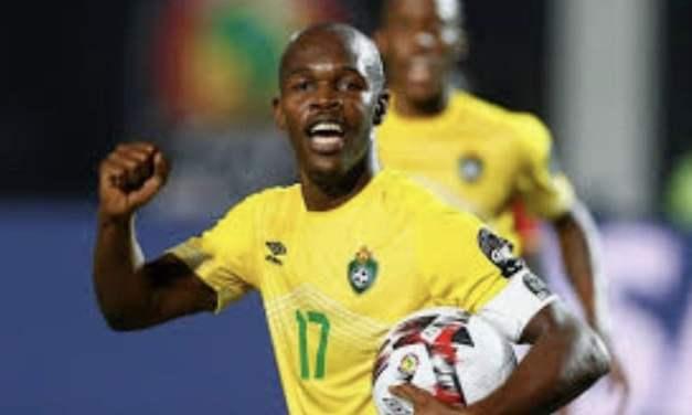 WATCH VIDEO: Zim warriors player Knowledge Musona scores 2 free kicks for K.A.S. Eupen