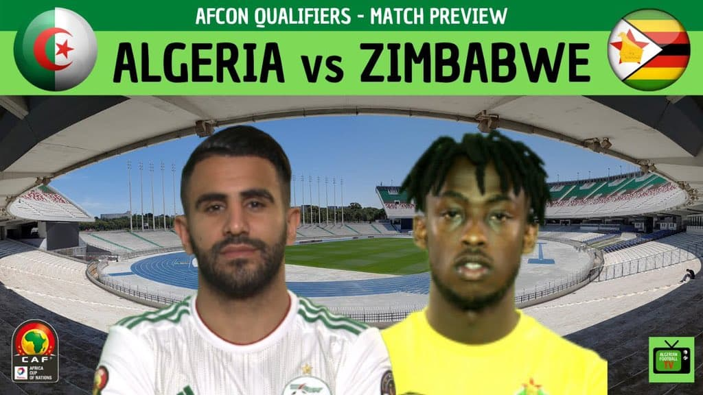 Algeria Vs Zimbabwe Warriors Afcon 2021 Today Starting Lineups Named Odds Head To Head Zim News Zimbabwe Latest News Headlines Today Breaking Top Stories Live Now