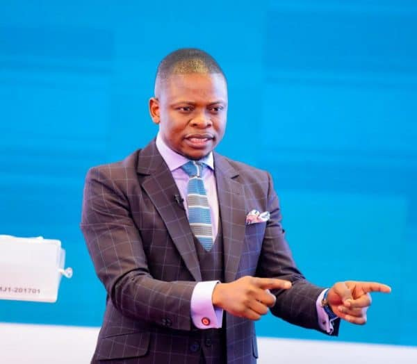 "Prophet Shepherd Bushiri declares 2021 ""Year of miracles, millions will be unlocked"""