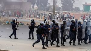 Angola frees 103 protesters