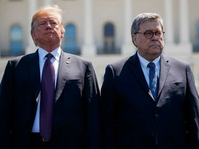 Justice Dept. finds no evidence of fraud to alter election outcome- AG Barr