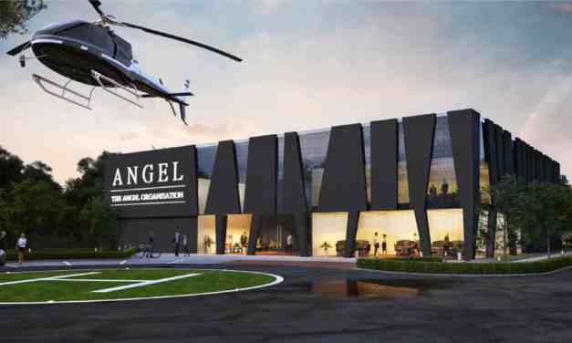 Zim tycoon Uebert Angel given go ahead to build multi-million complex in UK..PICTURES