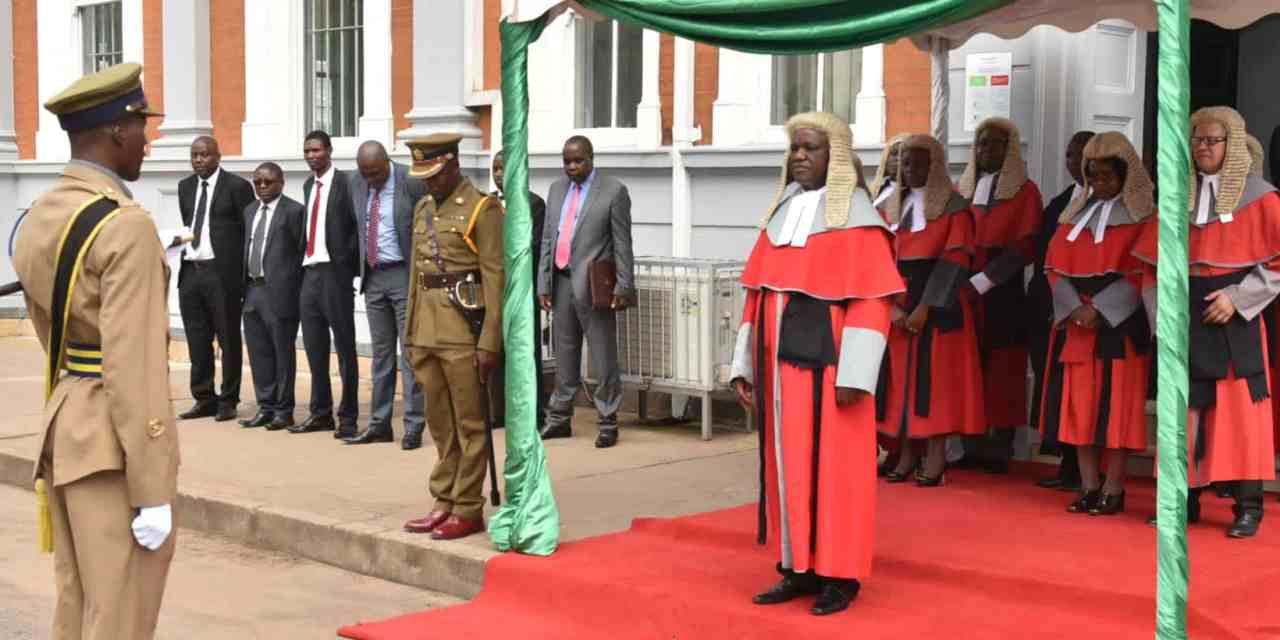 JSC Suspends Legal Year Official Opening Ceremony