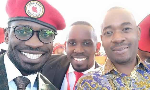 UGANDA: Bobi Wine rejects rigged results, Declares himself election winner