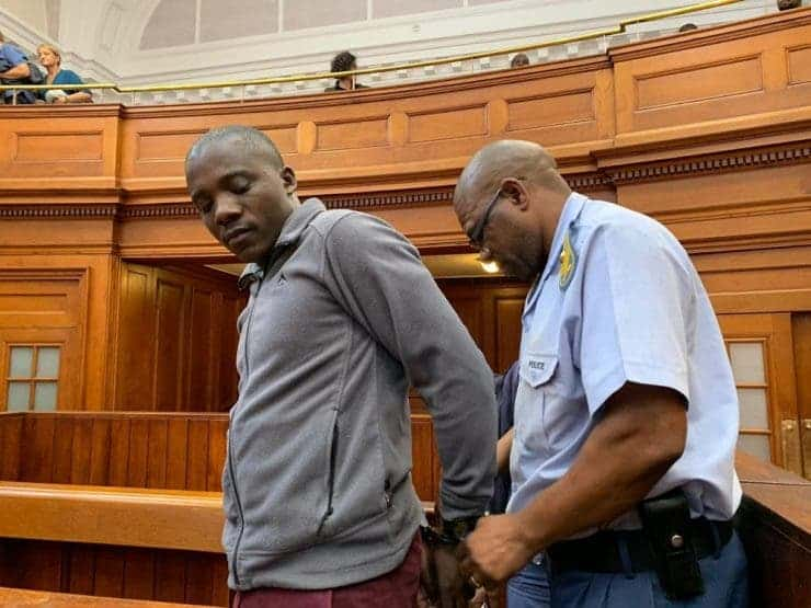 Blessing Bveni The Table Mountain Killer: Zim man gets double life sentence for SA murders