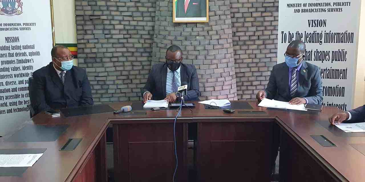 Zimbabwe drafts covid-19 vaccine framework