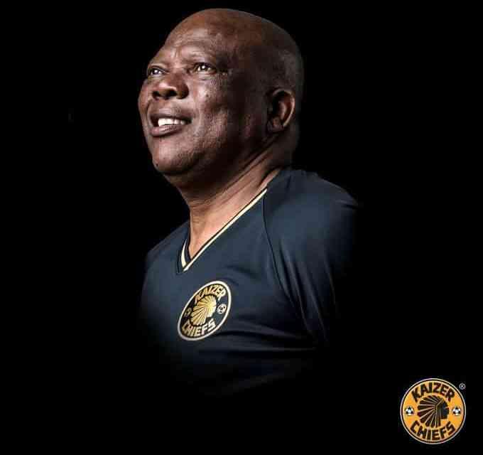 Kaizer Chiefs football legend Johannes 'Ryder' Mofokeng dies