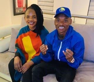 Esnath Munyedawo is Khama Billiat's wife number 1, Kaizer Chiefs star speaks