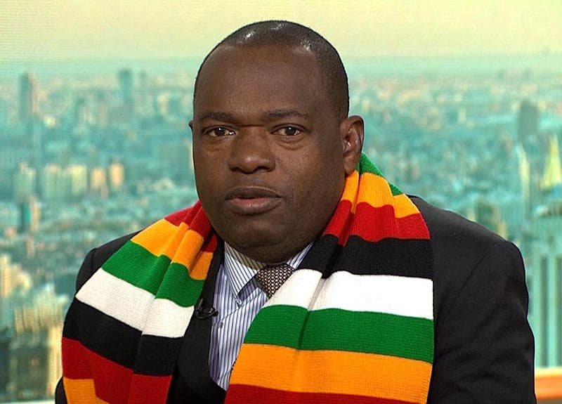 Death of political leaders from covid-19 could cause national crisis in Zim's already fragile 'political' environment, Rev Mtata