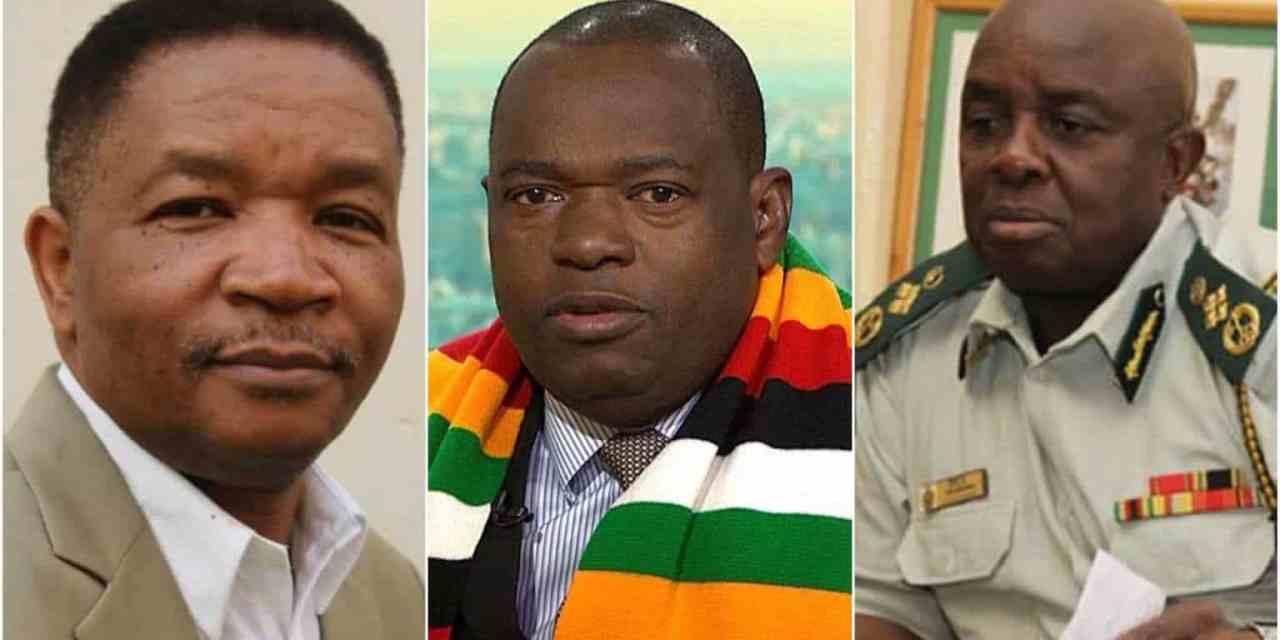 Triple Heroes Acre burial for SB Moyo, JB Matiza and Zimondi