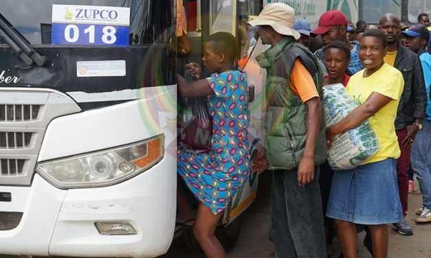 ZUPCO set to increase fares