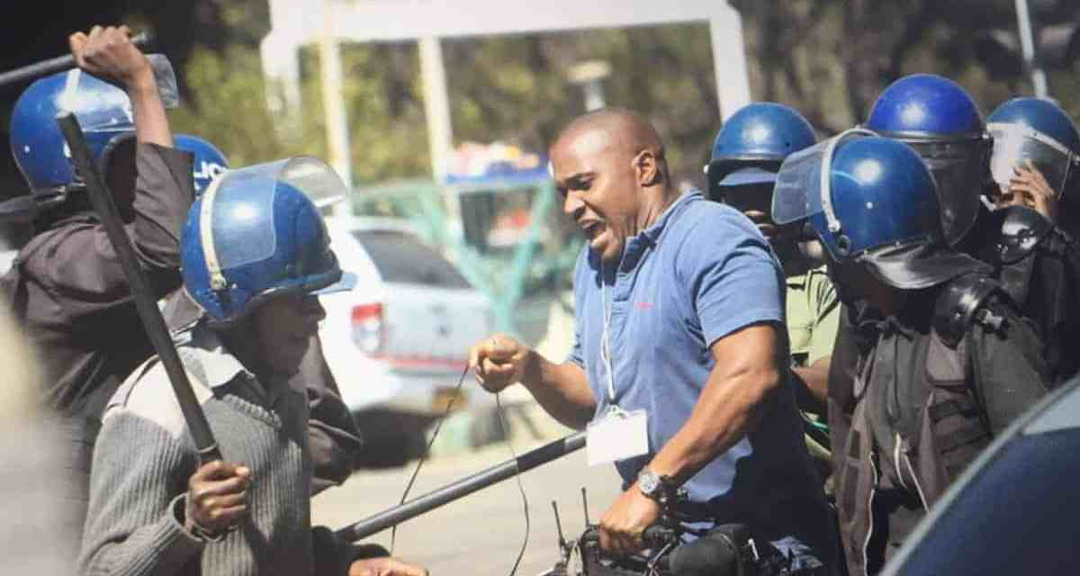 MISA-Zimbabwe Letter To Security Agencies, Safety Of Journalists During National Lockdown