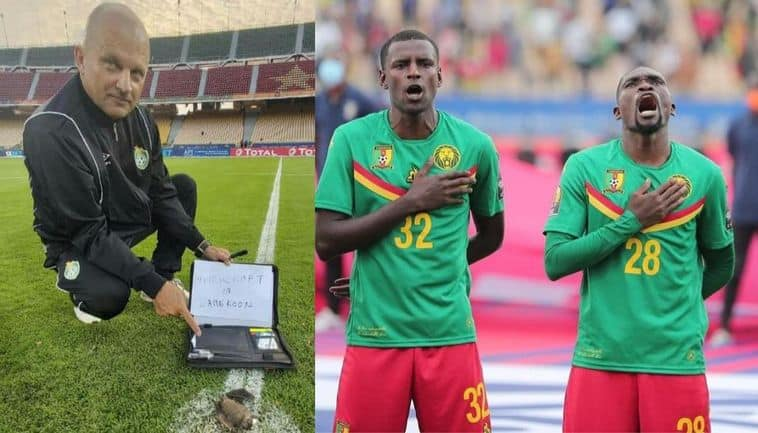 Dead Bat: Witchcraft juju drama at Zimbabwe Cameroon CHAN opener