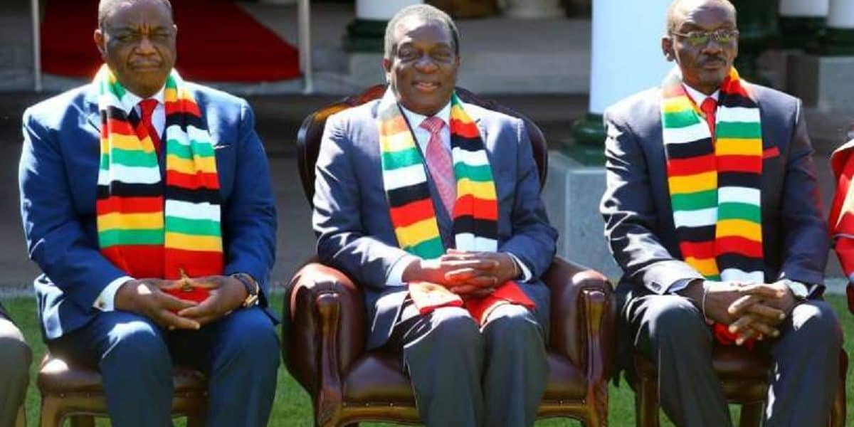 """Ministers, MPs, ZANU PF officials, Zim Presidium given poisonous killer vaccine,"" Viral audio claims"