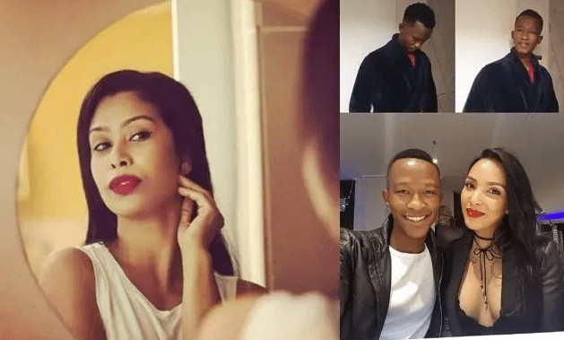 Trouble for Katlego Maboe who cheated wife with married Nikita Murray