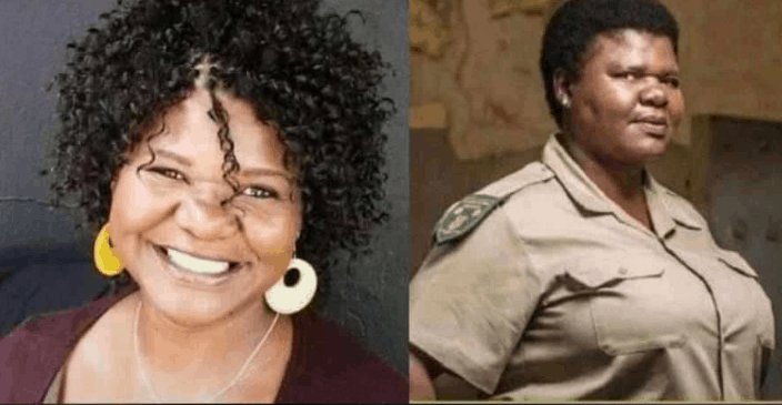 Lockdown Actress Lindiwe Thembekani Ndlovu Dies