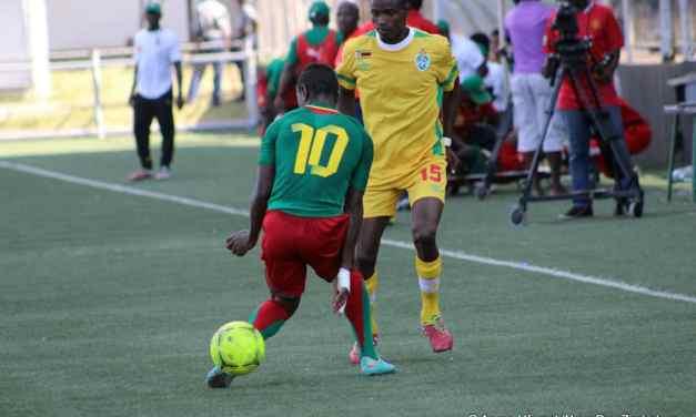 Zimbabwe vs Cameroon: Warriors face Indomitable Lions in CHAN 2021 opener