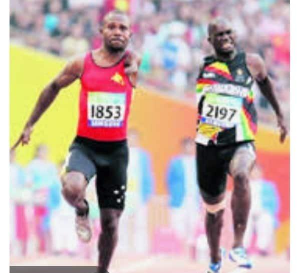 Zim athletes make a mark at World Para Athletics Grand Prix 2021 in Dubai