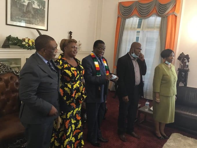 Lilian Timveos' open letter to MDC President Nelson Chamisa