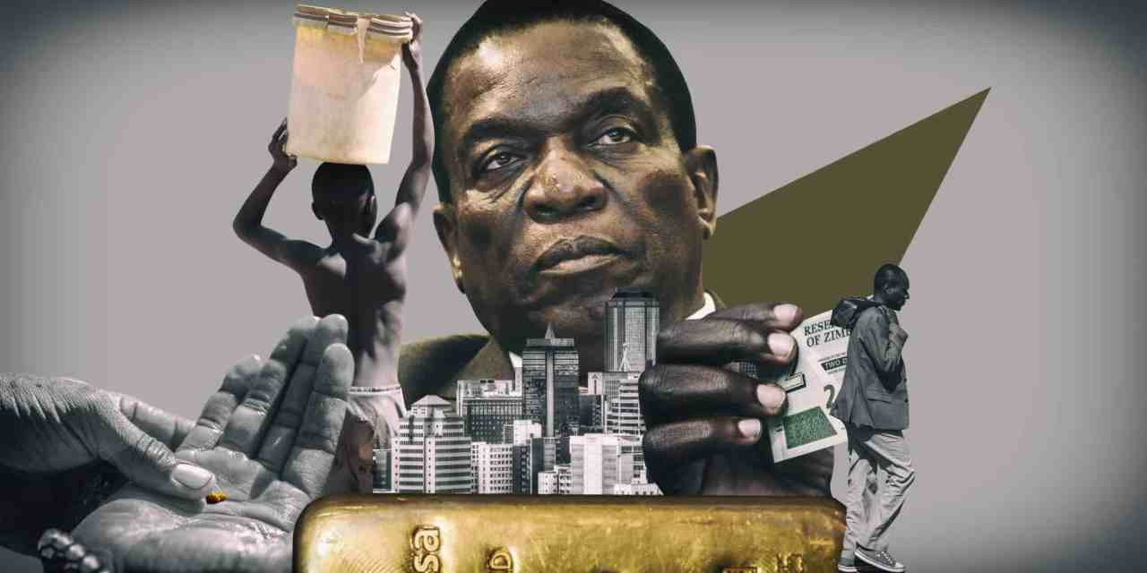 How cartels make easy money by extracting 'rent' from Zimbabwe's poorest..REPORT