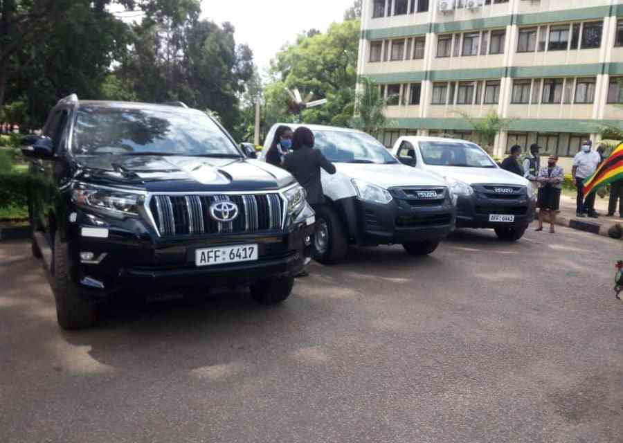 Broke Gweru City Council Spends Thousands on Luxury Vehicles…PICTURES