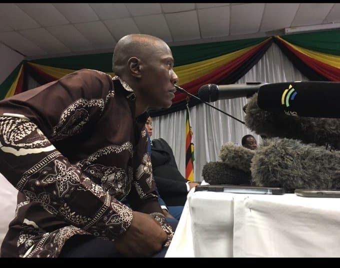 Former ZANU-PF Youths boss returns to court