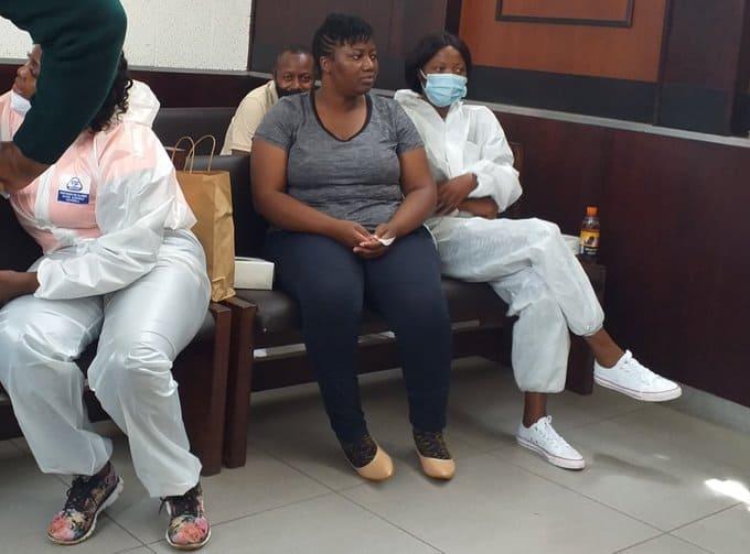 Mamombe, Marova, Chimbiri back in court