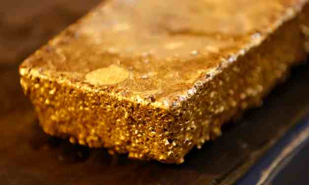 Congo DRC villagers discover mountain of pure gold? VIDEO, PICTURES