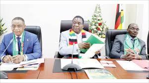 ZANU PF Politburo meets today, to deliberate on Mohadi's resignation, 'replacement'