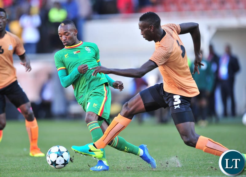 Zambia Chipolopolo announces 33 men strong squad for Algeria, Zimbabwe Afcon matches
