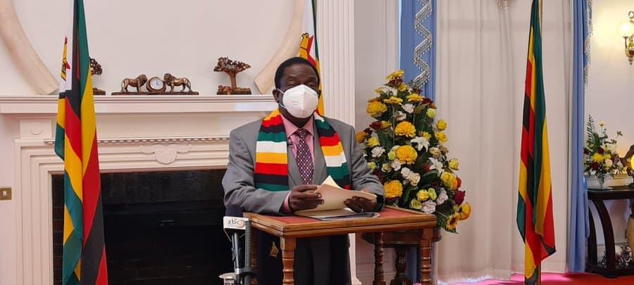 Advice for those who think ED Mnangagwa will go- 'Muka ubike doro!'