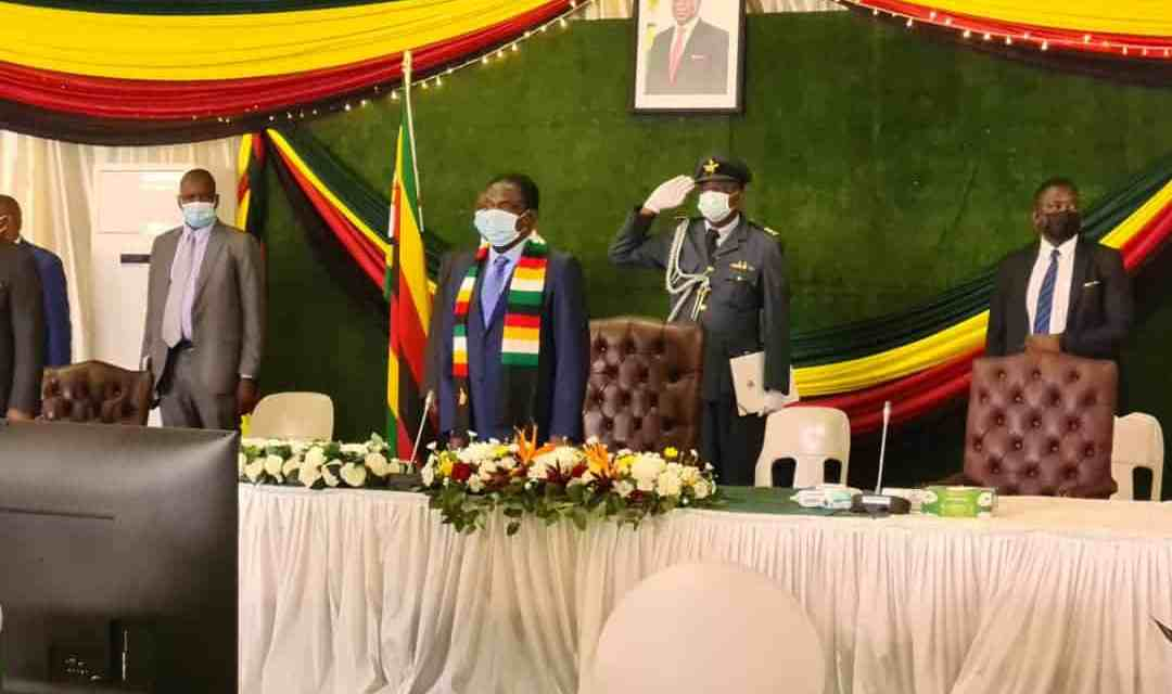 President Mnangagwa leads nation in Special National Day of Prayer and Fasting