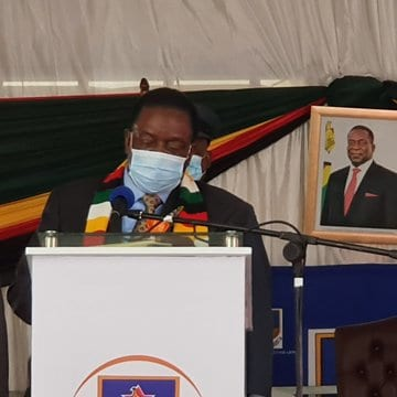 Primary, secondary education should be aligned to the 5.0 model- President Mnangagwa