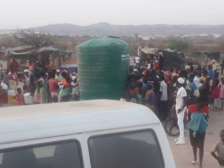 Residents Defy ZANU-PF threats, continue striking over poor service delivery