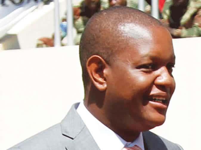 BREAKING: Grace Mugabe's son granted bail