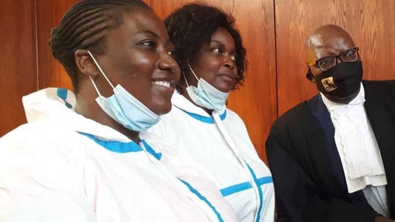 BREAKING: Mamombe, Chimbiri's 2-month long detention ends