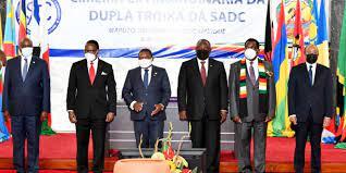 CiZC speaks on SADC Extraordinary Double Troika Summit on Mozambique