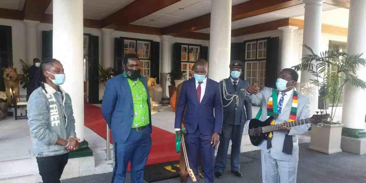 President Mnangagwa heeds Selmor Mtukudzi's call
