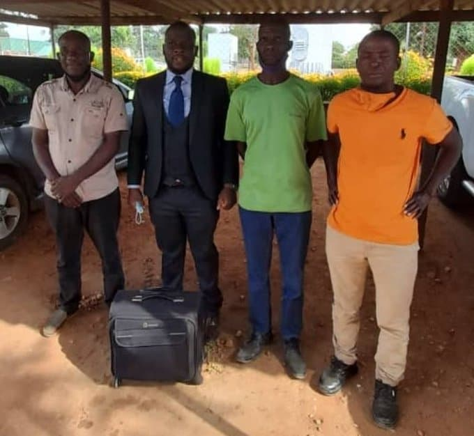 Court frees 3 MDC-A members, issues warrants of arrest against cops