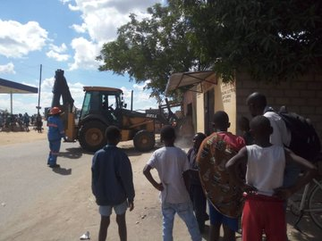 High Court stops Chitungwiza, Harare demolitions