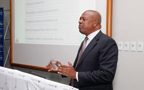 Delta Corporation CEO steps down