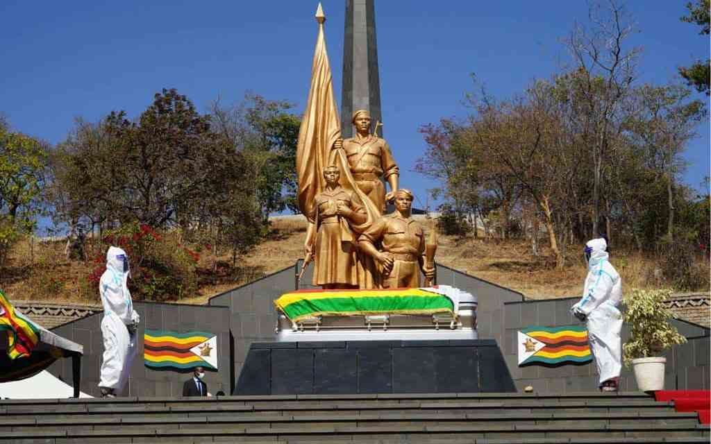 Roman Catholic caves in to Gvt request, Father Ribeiro set for Heroes Acre burial tomorrow