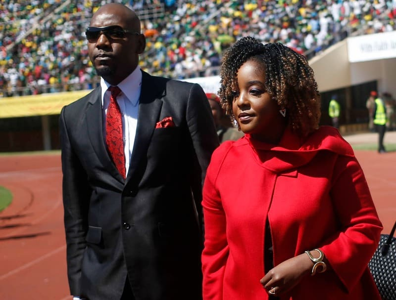 Court finds Mugabe's son-in-law Simba Chikore not guilty of criminal abuse of office