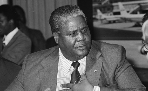 It's 22 years after 'Father Zimbabwe' Joshua Nkomo's death